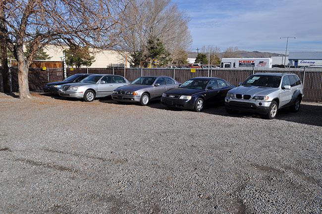 Nevada Auto Wrecking – Northern Nevada Auto Wrecking Group